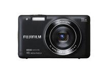 FUJIFILM FinePix JX680 16 MP 26mm Wide Angle Digital Camera, Black