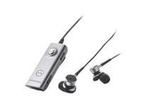Phiaton PS 210 BTNC Active Noise-Cancelling Earphones, Black