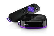 Refurbished: Roku HD Media Streaming Player
