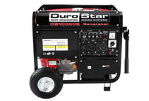 DuroStar 10,000W 16.0Hp Portable Gas Generator with Electric Start and Wheel Kit
