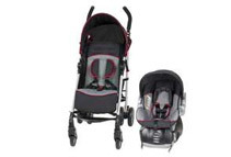 Euroride Car Seat and Stroller Baby Travel System