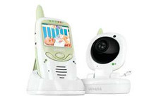 Levana Digital Video Baby Monitor With Intercom & Lullaby Control