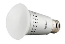 Voltah A19 8.5W Warm White LED Bulb (6-Pack)