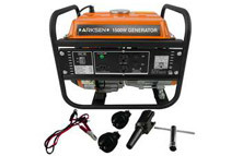 Arksen 1500W 2.8 HP Air Cooled EPA Engine OHV Gas Generator