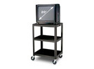 3-Shelf Multipurpose AV Cart