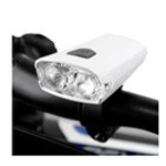 Ibera BV Quick-Release LED Rechargeable Bicycle Light, Cool White