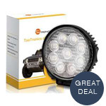 TaoTronics LED Work Lamp Light Off Road Floodlight