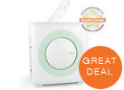 Coway 2-in-1 Air Purifier + Sound Spa