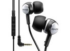 Denon Elite In-Ear Headphones with 3-Button Remote and Mic