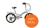 Stowabike Compact Folding Shimano Bike (2 Models)