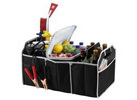 Portable Collapsible Cooler Trunk Organizer