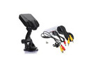 Car Rear Night View Reverse Backup Parking CMOS Camera + 2.5inch HD Portable Car DVR