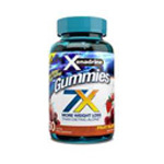 Xenadrine Gummies For Weight Loss, 60 Gummies, Fruit Blast Flavor