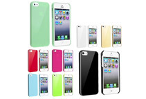Includes 8 cases 1 of each of the following: Green, Black, HotPink, Blue, White, Green, Red and Yellow Case