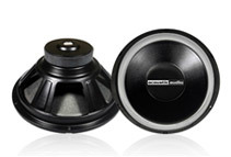2-Pc Acoustic Audio 12 500W Car Subwoofers Subs
