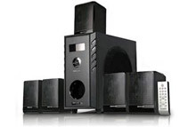 Acoustic Audio Surround Sound Speaker System