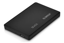 2.5 Orico USB Hard Drive Enclosure