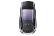 Bluetooth, Solar-Powered, Hands-Free Car Kit
