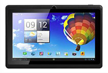7 Kocaso Capacitive Tablet - Operating on Android 4.0 OS