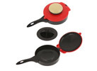 Fill N' Grill Stuffed Burger Makers (Set of 2)
