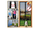 Magic Mesh Hands-Free Screen Door Kit