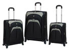 3 Pc Rolling Luggage Sets