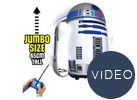 STAR WARS Pump & Play Remote Controlled R2-D2