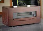 DYNAMIC Infrared Personal Quartz Heater