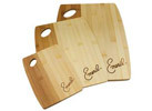 3 PACK - EMERIL Bamboo Cutting Board Set