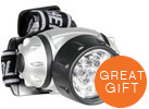 3 PACK - 7 LED Headlights