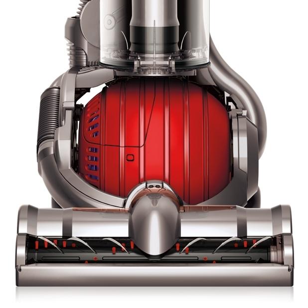 refurbished dyson dc24 upright vacuum cleaner. Black Bedroom Furniture Sets. Home Design Ideas