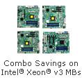 Combo savings on Intel Xeon v3 MB3