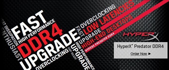 HyperX Predator DDR4