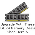 Upgrade With These DDR4 Memory Deals