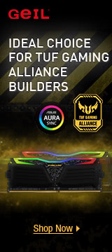 IDEAL CHOICE FOR TUF GAMING ALLIANCE BUILDERS