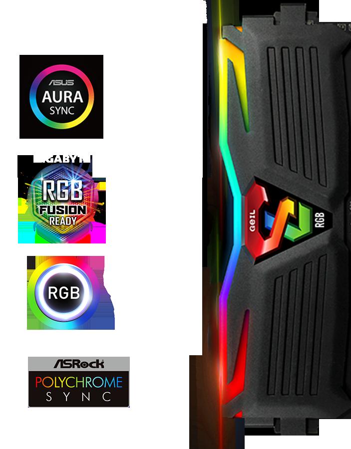 Super Luce RGB Sync | Newegg com