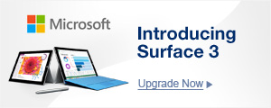 Introducing Surface 3