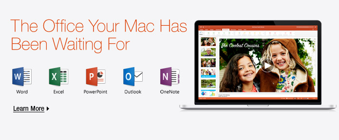 The Office Your Mac Has Been Waiting For