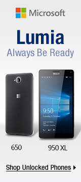 Microsoft - Lumia Always Be Ready