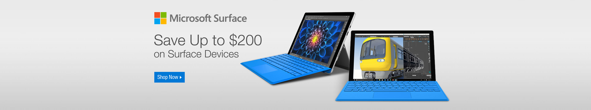Save up to $200 on Surface Devices
