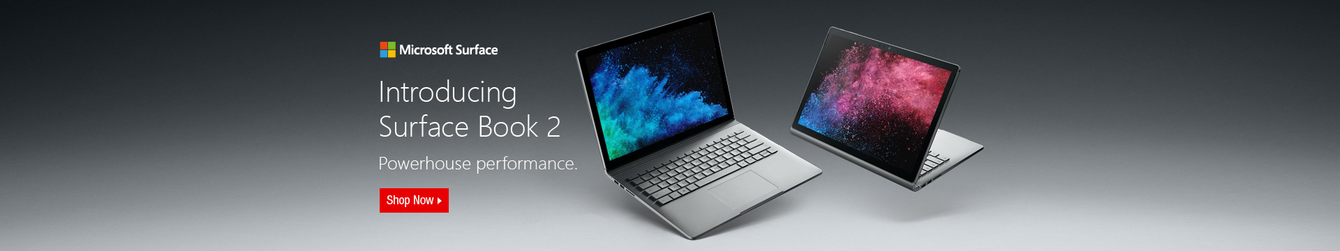 Introducing Surface Book 2