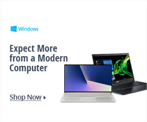 Expect More from a Modern Computer