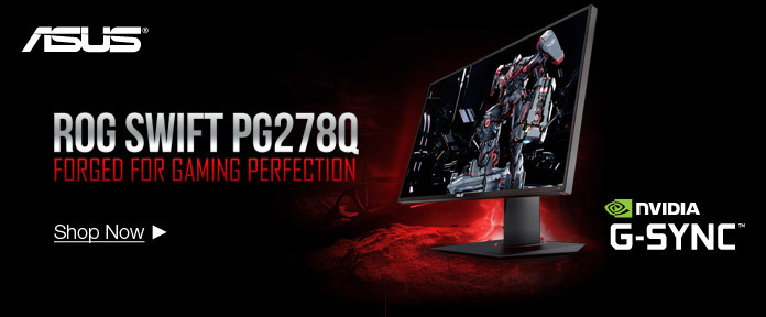 ROG SWIFT PG2780