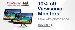 Viewsonic Annual Sale