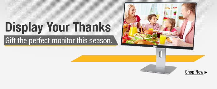 Display Your Thanks