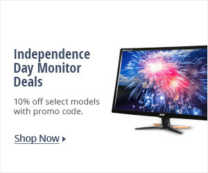 Independence Day Monitor Deals