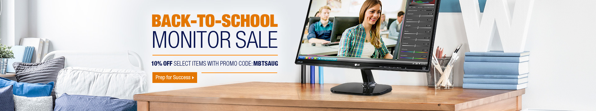 Back-to-School monitor sale