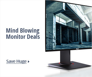 Mind Blowing Monitor Deals