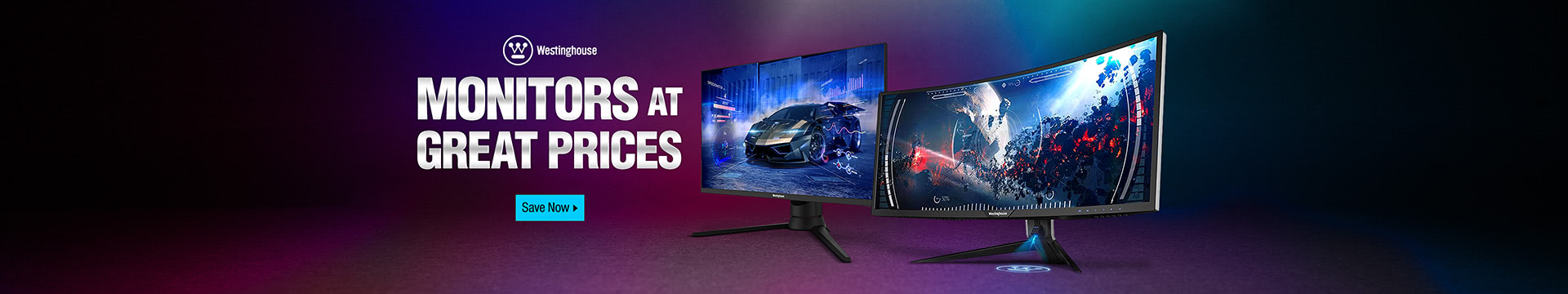 Monitors at great prices