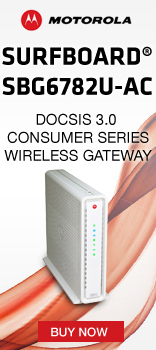 CONSUMER SERIES WIRELESS GATEWAY